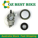 13mm Carburetor Carby + Air filter 47cc 49cc Mini ATV Quad Pit Dirt Pocket Bike