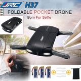 JJRC H37 ELFIE Foldable MINI Drone Pocket FPV HD Camera QuadcopterGyro Height Hold Function