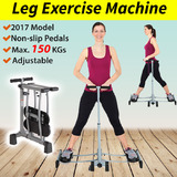 Leg Exercise Magic Machine Leg Trainer Slimming Master Cardio Exercise Non-slip pedals Fitness
