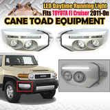 LED DRL Suits TOYOTA FJ Cruiser 2011-On Daytime Running Light LED Front Lamp