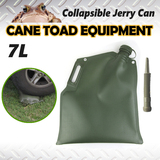 7L Collapsible Jerry Can Fuel Bladder Petrol Diesel Water Storage Container Tank TPU Fiber-reinforced polyurethane