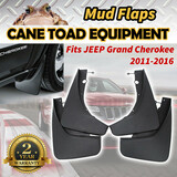 Mud Flap Guard FITS Jeep Grand Cherokee WK 10-17 Mudguard Splash Guards