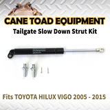 TAILGATE STRUT KIT Fits TOYOTA HILUX VIGO 2005 - 2015 REAR GAS SLOW DOWN STRUT DAMPER