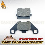 Rear Disc Brake Caliper Pads 50 90 110cc 125cc ATV Quad Buggy PRO Pit Dirt Bike