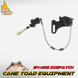 15mm Hydraulic Rear Disc Brake Caliper System Pad 110 125cc 140cc PIT PRO Dirt Bike