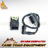 6 Pin CDI & Ignition Coil 110cc 150cc 200cc 250cc ATV Quad Pit Pro Buggy