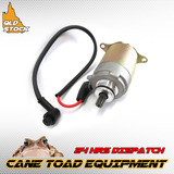 9 Teeth GY6 Starter Motor For 125cc 150cc ATV Quad Dirt Bike Dune Buggy Scooter