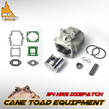49cc 2 strokes 44mm Engine Cylinder Piston Ring mini ATV Quad Pocket Pit bike