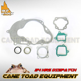 Rebuild Top End Engine Gasket Set Crank Case For YAMAHA PW80 PY80 PeeWee 80