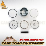 110cc 125cc 52.4mm Piston 13mm Pin Ring Kit ATV Quad Pit Dirt Bike Buggy