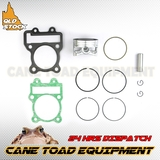 60mm Piston 13mm Pin Ring Gasket Kit YX 150cc 160cc GPX160 Engine Pit Pro Dirt Bike