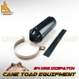 28mm Black Muffler Exhaust Pipe Clamp 110cc 125cc 150cc PIT PRO Quad Dirt Bike
