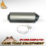 38mm Alloy Exhaust Muffler Pipe Clamp 125cc 140cc 150cc PIT Pro Trail Dirt Bike