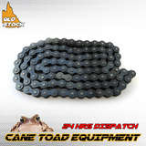 420 102L Chain + Joiner Link 70 90cc 110cc 125cc ATV QUAD PIT PRO DIRT BIKE