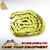 428 102L GOLD CHAIN PIT PRO DIRT BIKE ATV QUAD 125cc 140cc 150cc