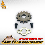428 14 Teeth Front Chain Sprocket Cog ATV Quad Pit Pro Dirt bike Trail Buggy