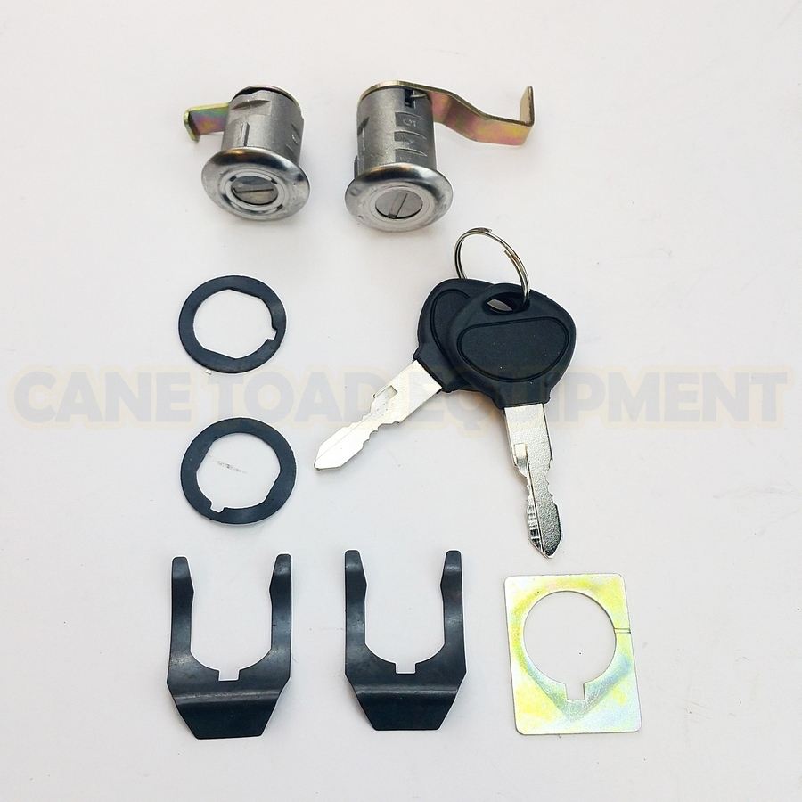 4 Wire Key Ignition Switch Set 50cc 70 110cc 125cc 150cc Scooter Four Moped Atv Quad