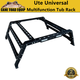 Ute Universal Tub Rack Ladder Rack Roof Multifunction Cage 4X4 Steel Carrier
