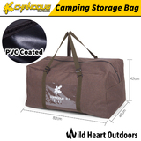 Large Camping Bag Tent Storage Waterproof Travel Outdoor House Moving