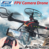 JJRC H11WH Drone Wifi FPV Camera Quadcopter 4CH 6Axis Gyro 2MP Height Hold Function