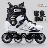 ROADSHOW RX5 INLINE BLADES ROLLER SKATES WITH Pads Size42 Men7.5-8 Women8.5-9
