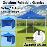 NEW Pop up Gazebo Folding Tent Canopy Outdoor beach Shelter Market Party