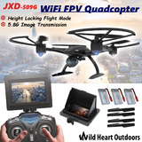 JXD 509G FPV Drone RC Quadcopter Helicopter 5.8G 4CH Altitude Hold Spare Battery