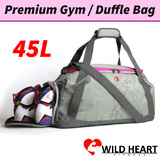 Duffel Bag Sports Gym Bag Travel Overnight bag Carry shoulder Waterproof Camping