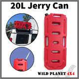 20L Jerry Can Fuel Container Spare 4X4 4WD Container Heavy Duty