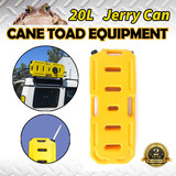 20L Jerry Can Heavy Duty Fuel Container Spare Container YELLOW