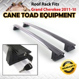 Roof Rack Cross Bar Rail Fits Jeep Grand Cherokee 2011-18 Baggage Luggage Carrier