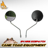 10mm Thread Mirrors For HONDA CT110 CRF250X XR250 CRF450X XR400 XR350