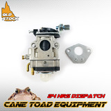 15mm 2 STROKE CARBURETOR For 43cc 47cc 49cc Mini Pocket Dirt Bike ATV QUAD