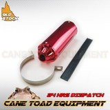 28mm Red Muffler Exhaust Pipe Clamp 110cc 125cc 150cc PIT PRO Quad Bike Dirt ATV