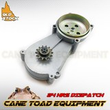 Clutch Gear Box Housing 14T T8F 47cc 49cc 2-STROKE POCKET MINI ATV QUAD DIRT BIKE